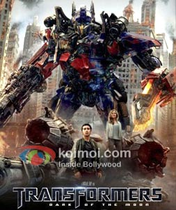 Transformers: Dark Of The Moon will release in India on July 1st