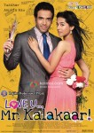Tusshar Kapoor, Amrita Rao (Love U… Mr. Kalakaar! Movie Poster)