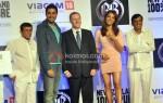 Abbas Burmawalla, Abhishek Bachchan, John Key, Bipasha Basu, Mustan Burmawalla