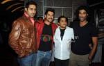 Abhishek Bachchan, Aftab Shivdasani, Omi Vaidya, Sikander Kher