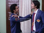 Ali Fazal, Satyajeet Dubey (Always Kabhi Kabhi Movie Stills)