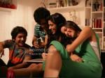Ali Fazal, Satyajeet Dubey, Zoa Morani, Giselli Monteiro (Always Kabhi Kabhi Movie Stills)