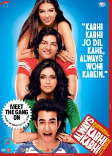 Always Kabhi Kabhi Review (Always Kabhi Kabhi Movie Poster)