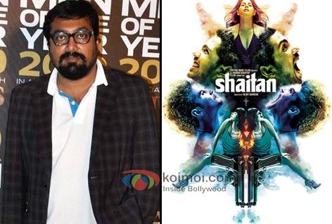 Anurag Kashyap's Censor Woes For Shaitan