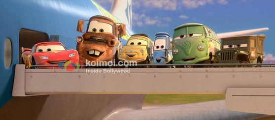 Cars 2 Review (Cars 2 Movie Stills)