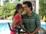 Giselli Monteiro, Satyajeet Dubey (Always Kabhi Kabhi Movie Stills)