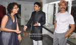 Kiran Rao, Vir Das, Aamir Khan