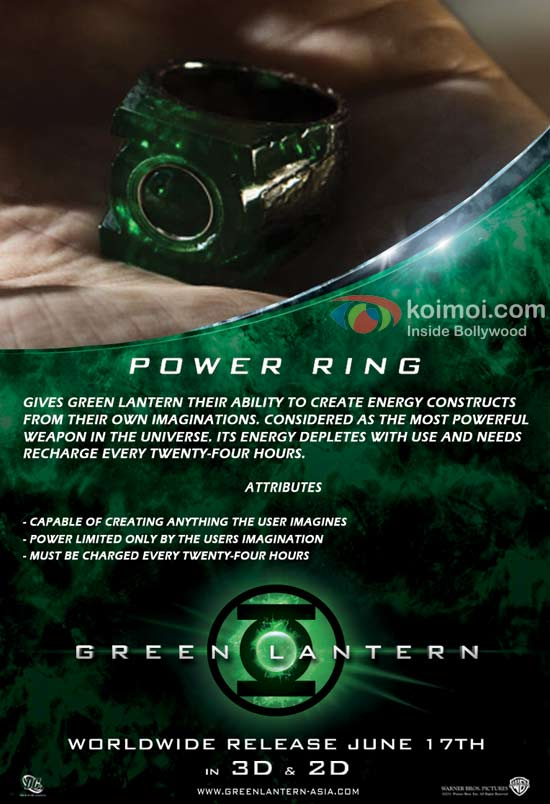 Green Lantern: Power Ring