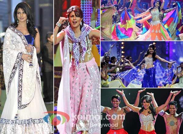 Priyanka Chopra Dazzles At IIFA!