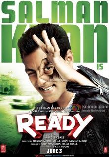 Salman Khan's Magic In Full View; Ready Stomps Box-Office