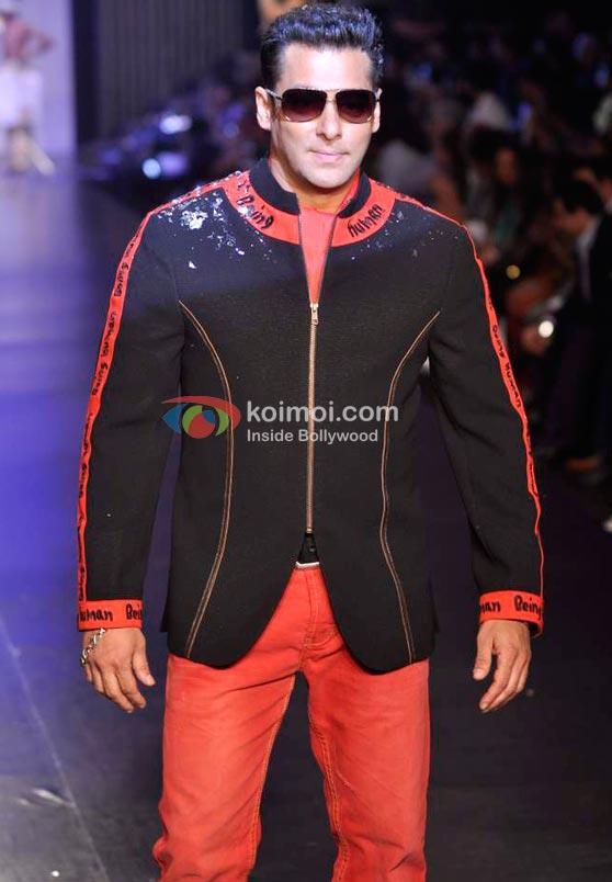 Salman Khan Being Human Fashion Look