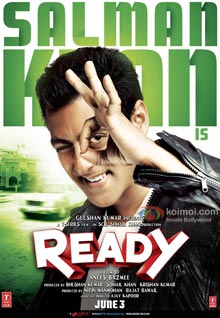 Salman Khan's READY Rakes In 40 Crore Over 1st Weekend