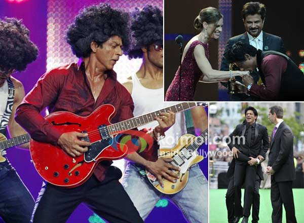 Shah Rukh Khan, Anil Kapoor Dazzles At IIFA!