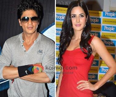 Shah Rukh Khan & Katrina Kaif together in Yash Chopra's next.