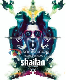 Shaitan Review (Shaitan Movie Poster)