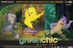 The Green Chic Movie Poster