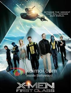 X-Men: First Class Preview
