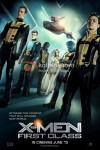 X Men First Class Movie Poster