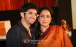 Aditya Thackeray, Rashmi Thackeray