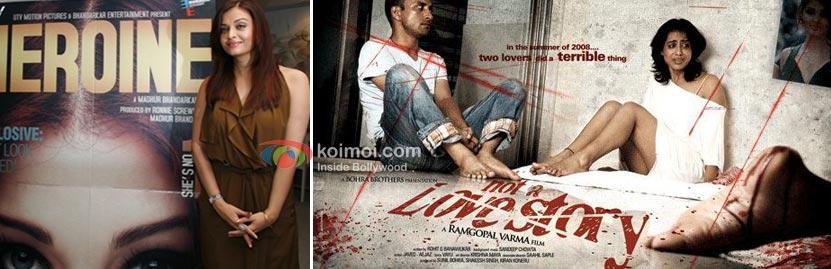 Aishwarya Rai's Heroine & Ram Gopal Varma's Not A Love Story