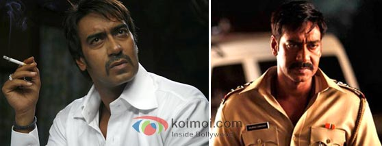 Ajay Devgan: From Playing Don To Cop Singham