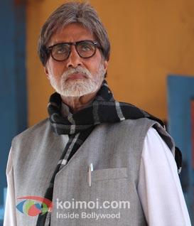 Amitabh Bachchan in still a from 'Aarakshan'