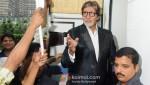 Amitabh Bachchan Promotes Aarakshan Movie