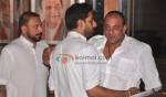 Bunty Walia, Abhishek Bachchan, Sanjay Dutt