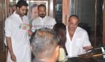 Abhishek Bachchan, Bunty Walia, Sanjay Dutt