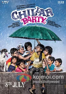 Chillar Party Movie Box Office (Chillar Party Poster)