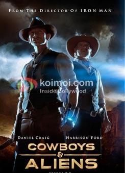 Cowboys & Aliens Review