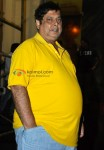 David Dhawan At Singham Screening