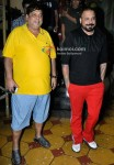 David-Dhawan, Bunty Walia At Singham Screening