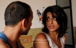 Deepak Dobriyal, Mahie Gill (Not A Love Story Movie Stills)