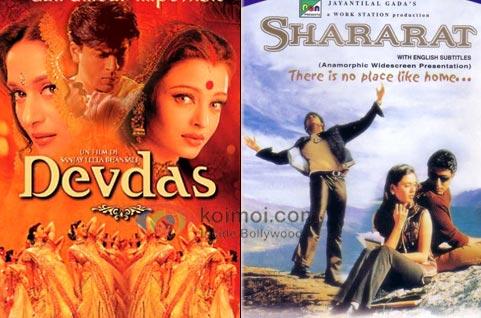 Devdas & Sharaarat poster
