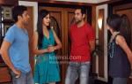 Farhan Akhtar, Katrina Kaif, Abhay Deol