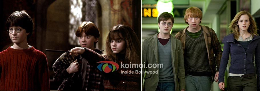 Growing Up With Harry Potter