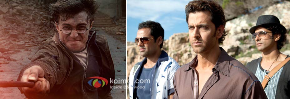 H-Factor: Hollywood's Harry Beats Hindi Film Industry's Hrithik