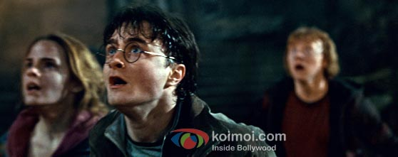 Harry Potter And The Deathly Hallows Part 2 Stills