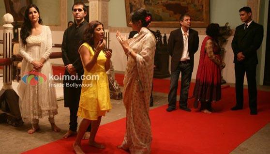 Katrina Kaif, Ritesh Sidhwani, Zoya Akhtar
