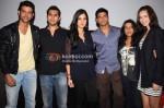 Hrithik Roshan, Ritesh Sidhwani, Katrina Kaif, Farhan Akhtar, Zoya Akhtar, Kalki Koechlin