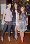 Jacqueline Fernandez, Sarah Jane Dias, Minissha Lamba