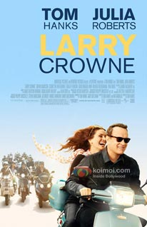 Larry Crowne Review (Larry Crowne Movie Poster)