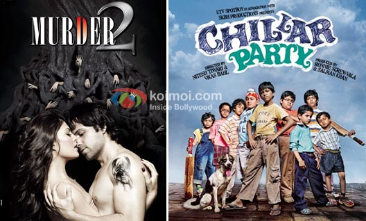MURDER 2 Murders CHILLAR PARTY At Box-Office!