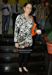 Manyata Dutt At Singham Screening