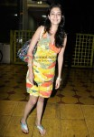 Neha Uberoi At Singham Screening