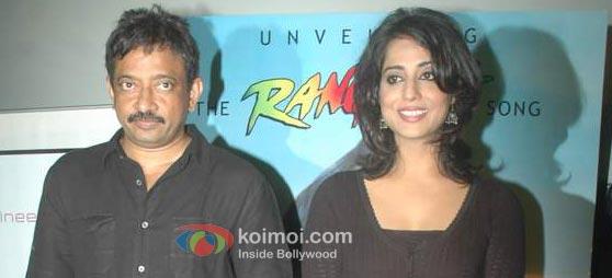 Ram Gopal Varma & Mahie Gill