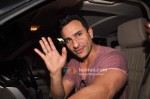 Saif Ali Khan Returns From London