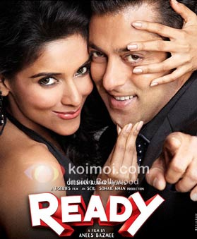 Salman Khan's Ready' Make At Box Office