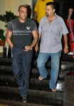 Sanjay Dutt At Singham Screening